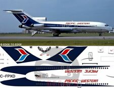 for 1//144 Airfix Model Kit LAB V1 Decals Boeing 727-100 Lloyd Aereo Boliviano