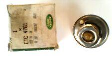 Original Land Rover Thermostat ETC4761