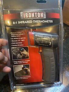 New ironton infrared 8:1 thermometer ltem#38993