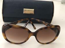 Chopard Designer Sunglasses SCH089S Tortoise Shell Gorgeous Authentic