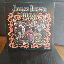 Lp James Brown - Hell - Double Lp Italy Polydor