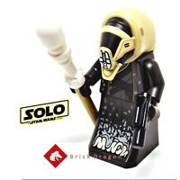Lego Star Wars SOLO Moloch minifigure from set 75210