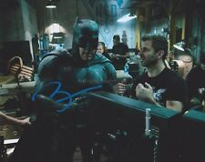 Ben Affleck HAND SIGNED 8x10 Photo Autograph, Batman V Superman, Argo (B)