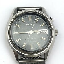 Working Vintage Seiko Bell Matic 27 Jewels Day Date Watch Ref 4006-7010 MAB NR