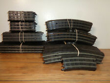 LIONEL OO SCALE - TRACK ASSORTMENT-STRAIGHT, CURVE FULL, AND 1/2 SECTIONS