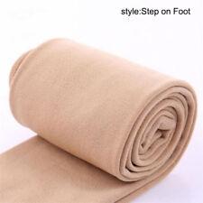 Heat Fleece Winter Leggings 2 Styles Step on Foot/Cropped
