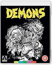 Demons  - DVD & Blu ray NEW & SEALED - Lamberto Bava