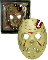 Official Prop Friday The 13th Movie Replica Jason Prank Mask Part4 Final Chapter