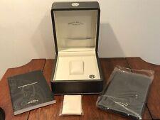 Brand New Authentic ARMAND NICOLET Tramelan Leather Presentation Display Box