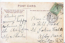 Genealogy Postcard - Family History - Coombes - Abby Road - London   99A