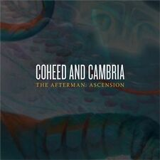 The Afterman: Ascension by Coheed and Cambria (CD, Oct-2012, Universal Music...