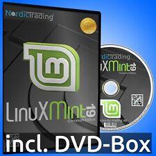 Linux Mint 19.3 Cinnamon DVD Betriebssystem Markenware
