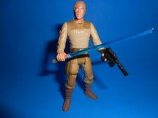 Star Wars 1997 Potf Vintage Style Luke Skywalker Bespin ~ Blaster & Lightsaber