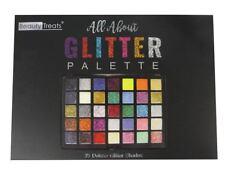 Beauty Treats All About Glitter Palette 35 Deluxe Metallic Glitter Eye Shadows
