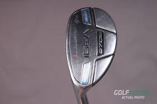 Adams Idea a7OS 4 Hybrid Stiff Left-Handed Graphite Golf Club #6269