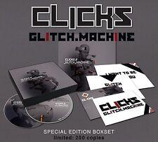 CLICKS Glitch Machine (Ultimate Glitch Machine) 2CD BOX 2016 LTD.200
