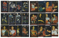 1998-99 Upper Deck Gold Reserve Rookie RC SP Lot 28 Different NHL Hockey