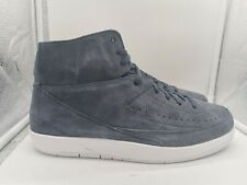 Nike Air Jordan 2 Retro Decon UK 13 Thunder Bleu 897521-402