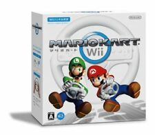 USED Mario Kart Wii Nintendo Wii Japan import