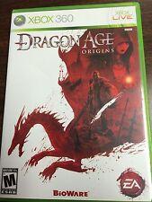 DRAGON AGE ORIGINS (Xbox 360)- New