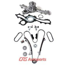 New 03-12 Toyota Tacoma Tundra 4Runner 4.0L 1GRFE V6 Timing Chain Water Pump Kit