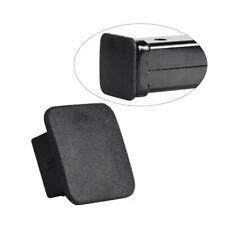 "Rubber 1X Car Kittings 1-1/4"" Black Trailer Hitch Receiver Cover Cap Plug Parts"