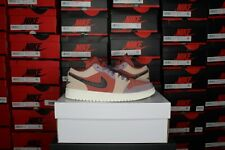 Nike Womens Air Jordan 1 Low Canyon Rust- SIze 7W -DC0774-602- Brand New In HAND