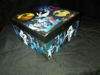Nightmare Before Christmas Decorative Box