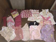 Bekleidung Paket Baby Mädchen Größe 62/68 - 20 Teile
