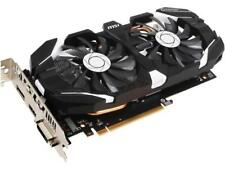 MSI GeForce GTX 1060 DirectX 12 GTX 1060 6GT OCV1 6GB 192-Bit GDDR5 PCI Express