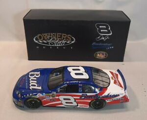 ☆ 2007 Dale Jr. Budweiser Stars & Strips 1/24 Action Owners Club Select Diecast
