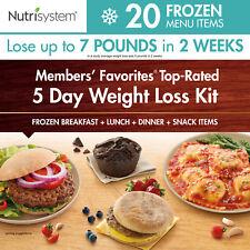 Nutrisystem® Members' Favorites 5 Day Weight Loss Kit ORIGINAL FOR MEN WOMEN!!!