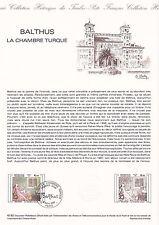 Document Philatélique Timbre 1er Jour : 06/11/ 1982 - Balthus La Chambre Turque