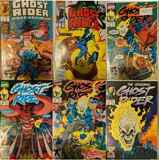 Ghost Rider Comic Book Lot