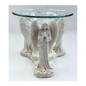 (1) Angels Praying Oil Burner Candle Holder Wax Melts