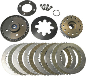 Belt Drives LTD Competitor Clutch Kit 91-19 Harley Davidson Sportster XL XLH