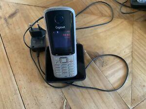 Gigaset Mobiltelefon S810 Mit ladeschale
