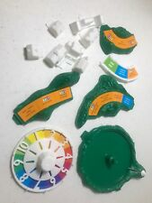 Spinner Buildings & Roads 1999 40th Anniversary Game of Life Replacement Parts