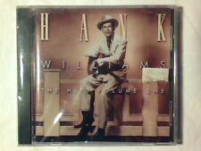 HANK WILLIAMS The hits vol. 1 cd SIGILLATO RARISSIMO SEALED VERY RARE!!!