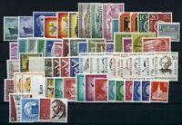 Berlin Jahrgang 1955-1959 postfrisch MNH