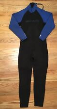 Body Glove Mens Full Wetsuit Size L 3.2 mm Black and Blue