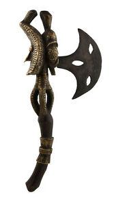 Lenkstockschalter Zepter Zeremonie Kota-Božo Art africain-1192