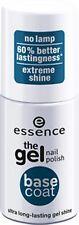 Vernis a Ongles - Base Coat - the Gel Nail Polish - 8 ml - Essence