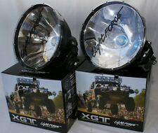 LIGHTFORCE 240 XGT 70W HID SPOT DRIVING LIGHT KIT + WIRING LOOM