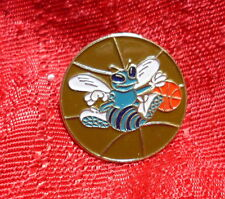 Charlotte Hornets Basketball Logo Pin NBA