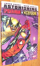 Astonishing Spider-Man & Wolverine hardcover