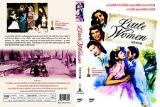 Little Women,1949 (DVD,All,Sealed,New) Elizabeth Taylo