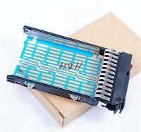 """2.5"""" HDD Hard Drive SATA SAS Tray Caddy For HP 378343-002 DL380 DL360 DL370 G6"""