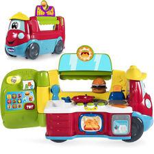 Camion Chicco Food Truck Cucina Giocattolo Bambini Interattivo Suoni 2 Lingue