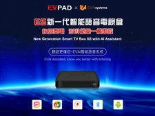 More details for evpad 6s 2021新 ai voice 2gb/32gb hk cn box 中港台電視盒 tvpad htv uk保養 uk shipping